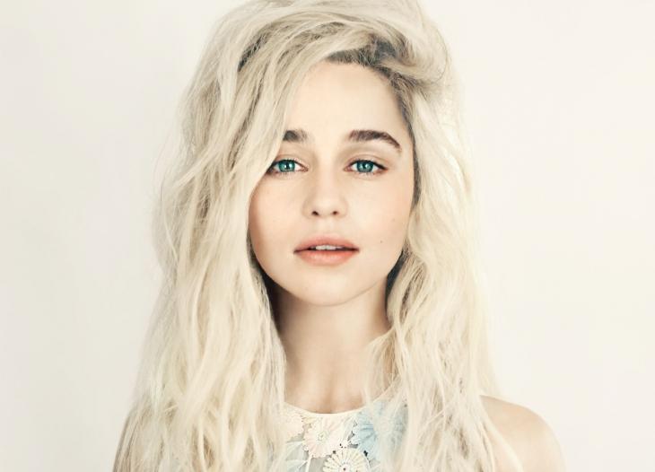 Emilia Clarke Hair