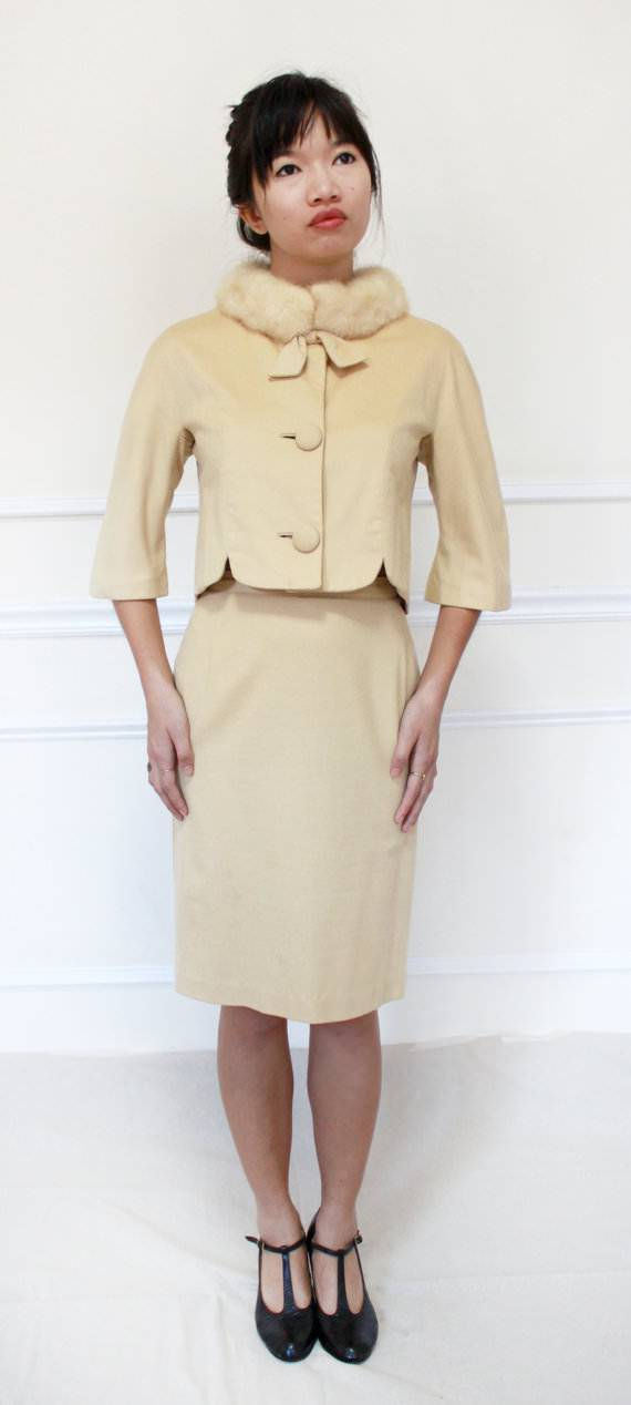 Piece Pencil Skirt Suit