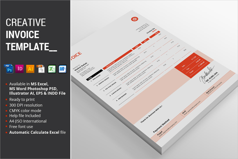 15  creative template  psd download