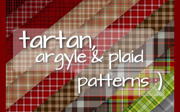 Tartan And Plaid Patterns