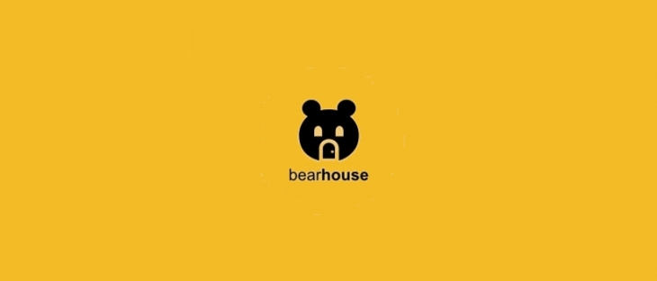 Bear House Logo Design