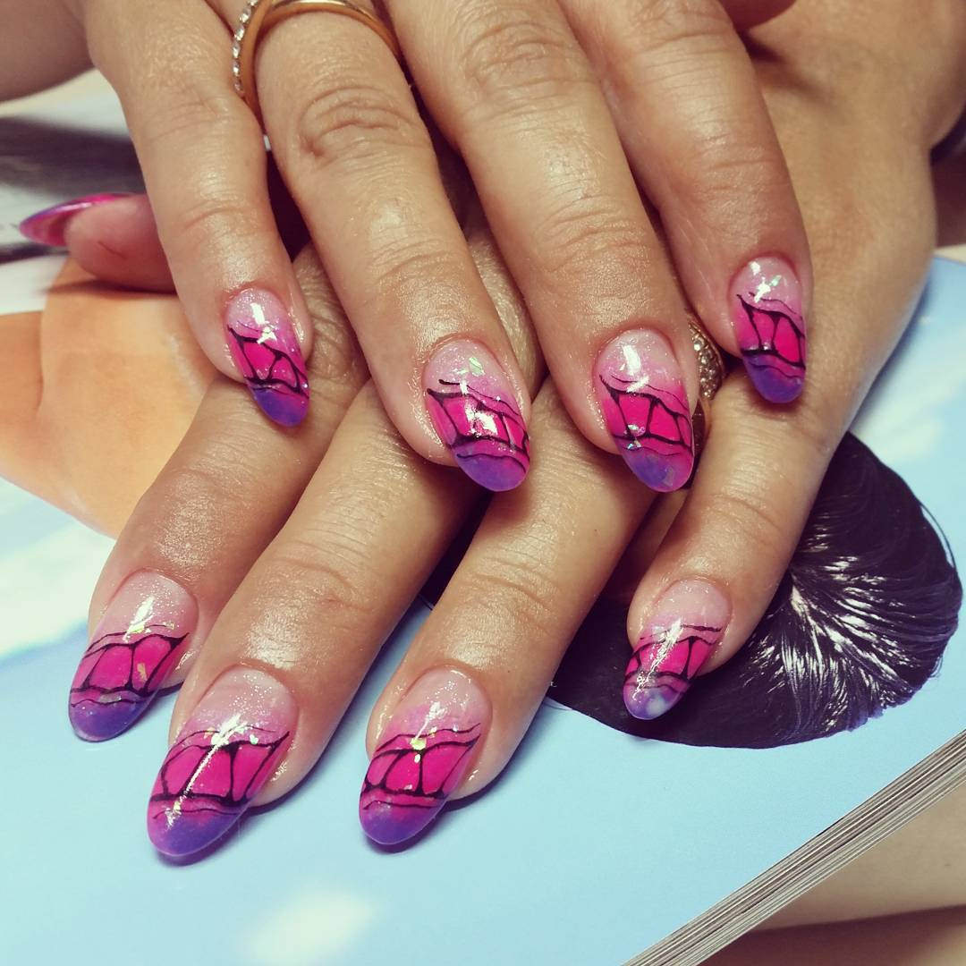 30+ Elegant Nail Art Designs, Ideas