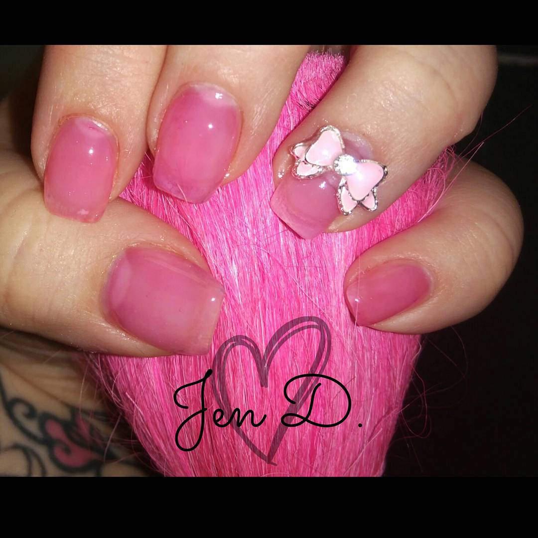 Natural Pink Nail Polish