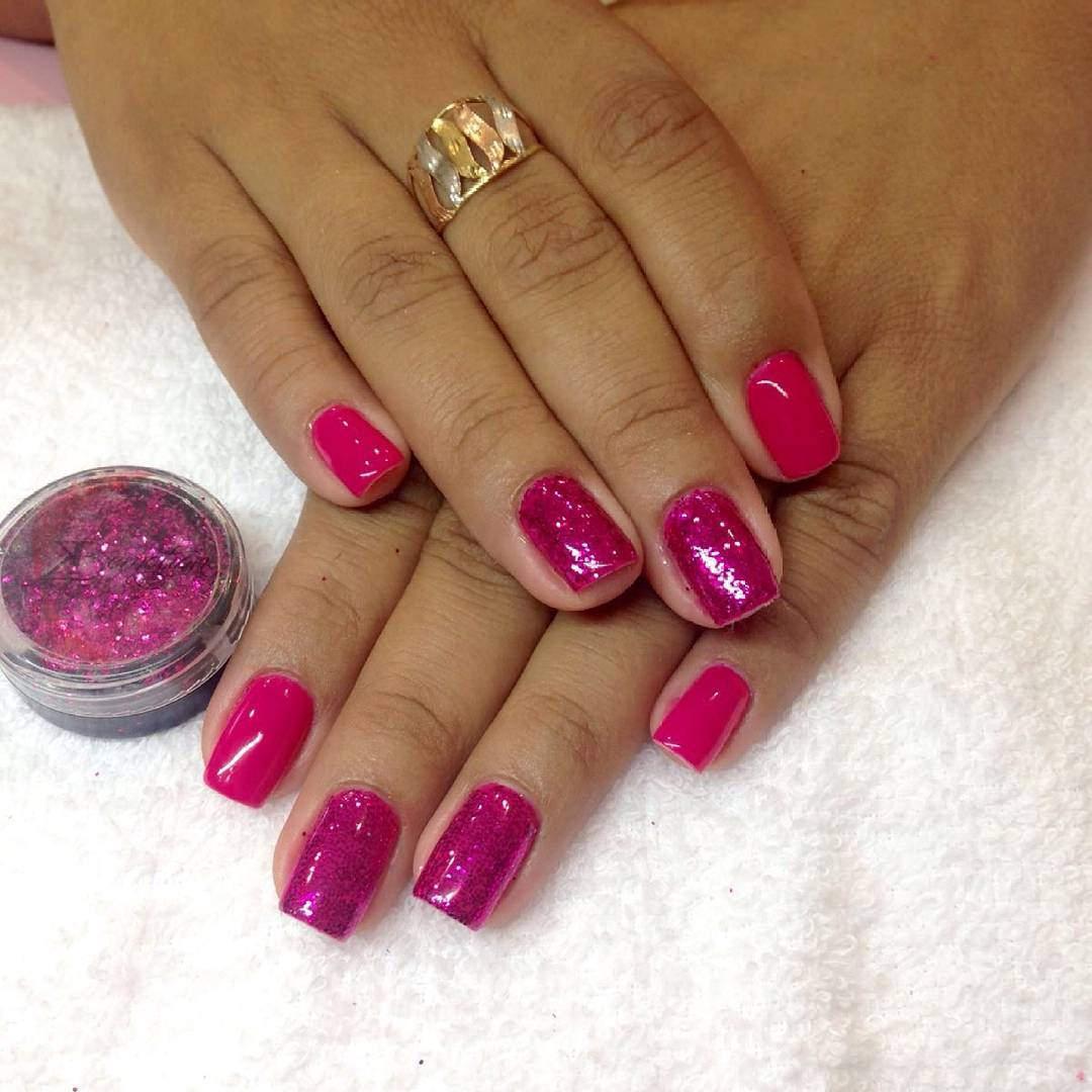 Nice Pink Nail Designs
