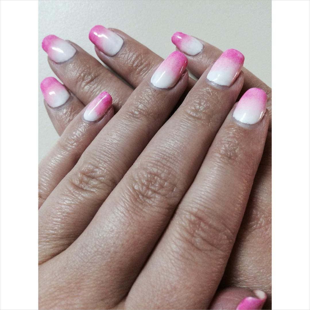 Newest Pink Nail Design