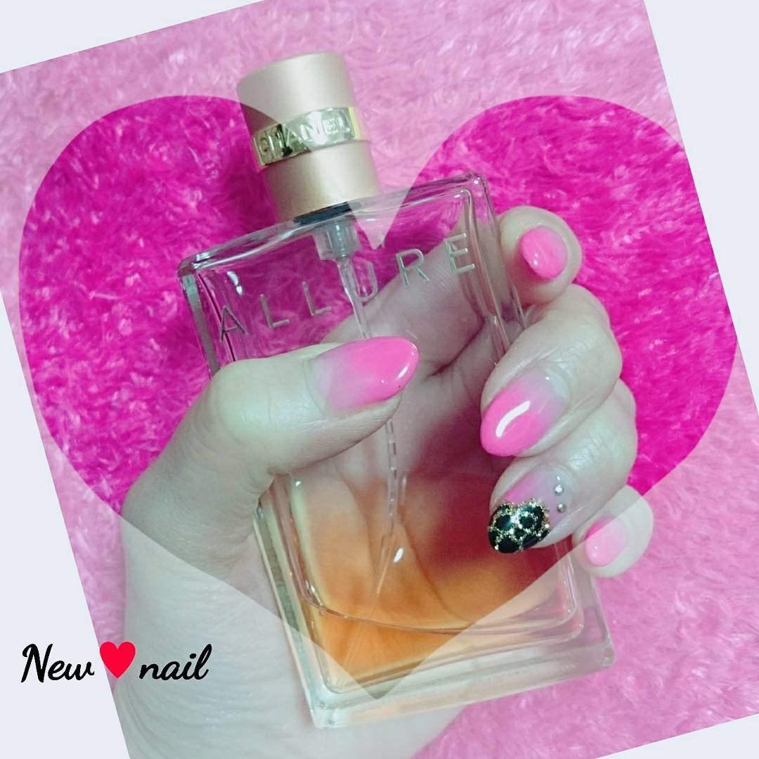 New Nail Pink Art