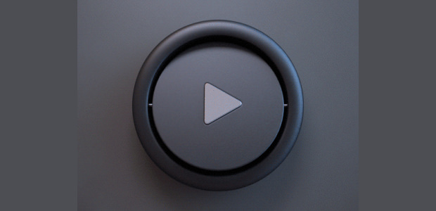 Cool Animated Video Buttons