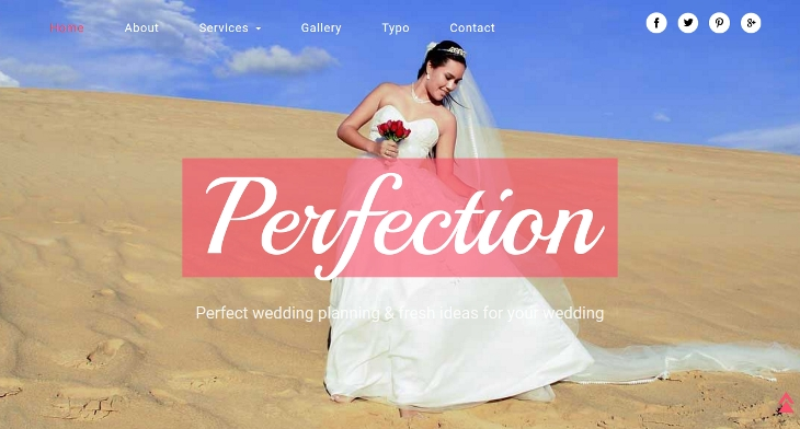 Free Wedding Website Themes Templates Design Trends - Free wedding website templates