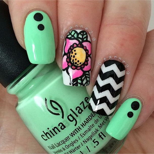 Designful Nail Art