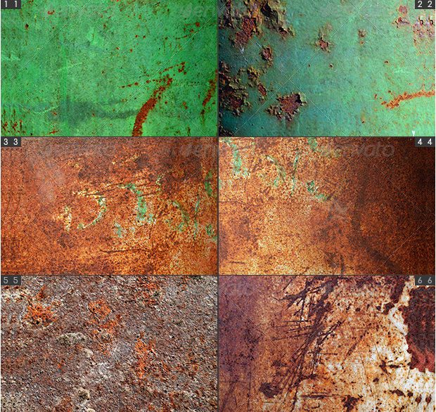 Awesome Rusty Texture