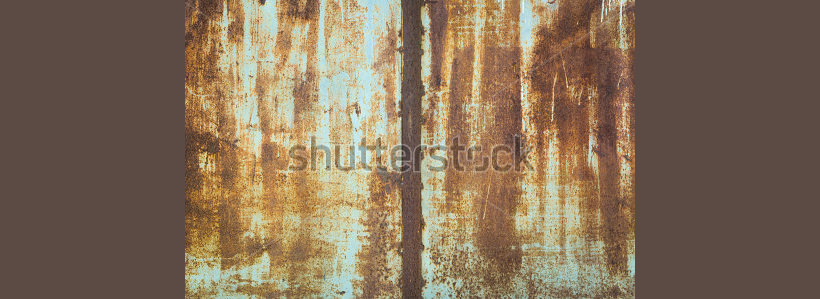 Iron Rusty Texture