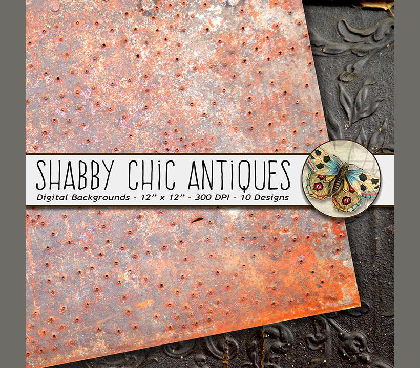 Shabby Rusty Texture