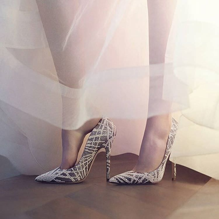 Wedding Dream Shoe Design