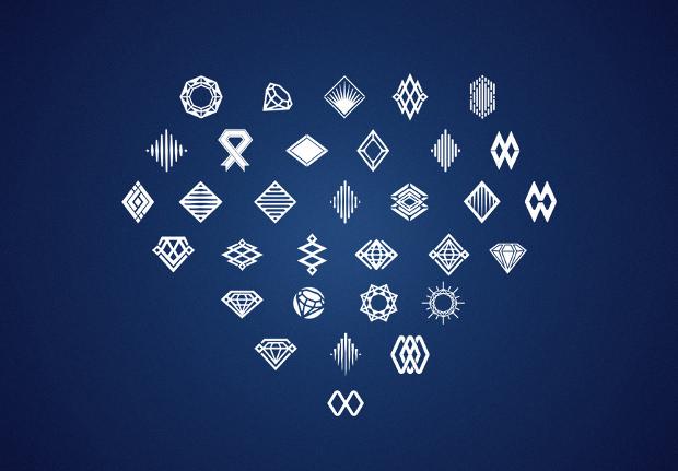 Diamond Jewels Logo