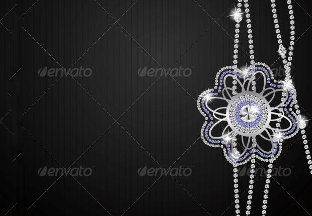 Beautiful Diamond Vector