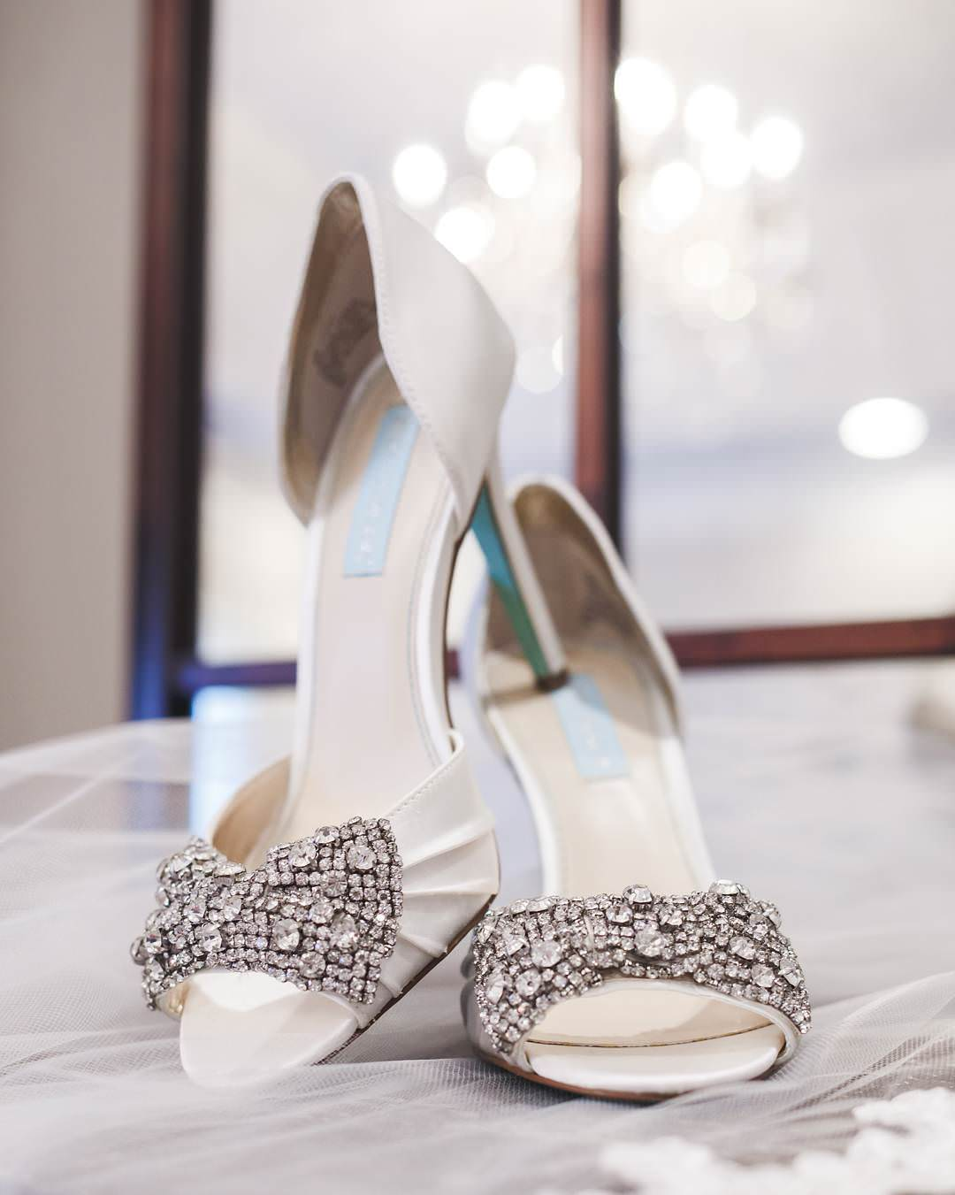 Silver Stone Design Shoes