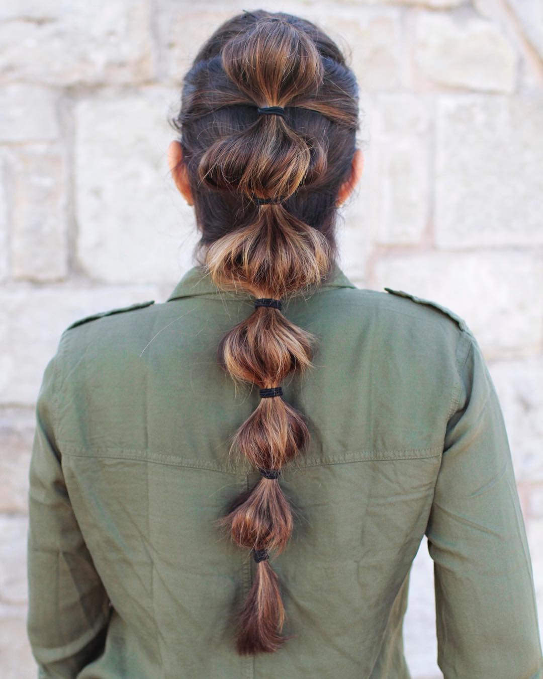 Lovely Hairstyle For Medium hair