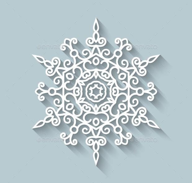 decorative crochet pattern