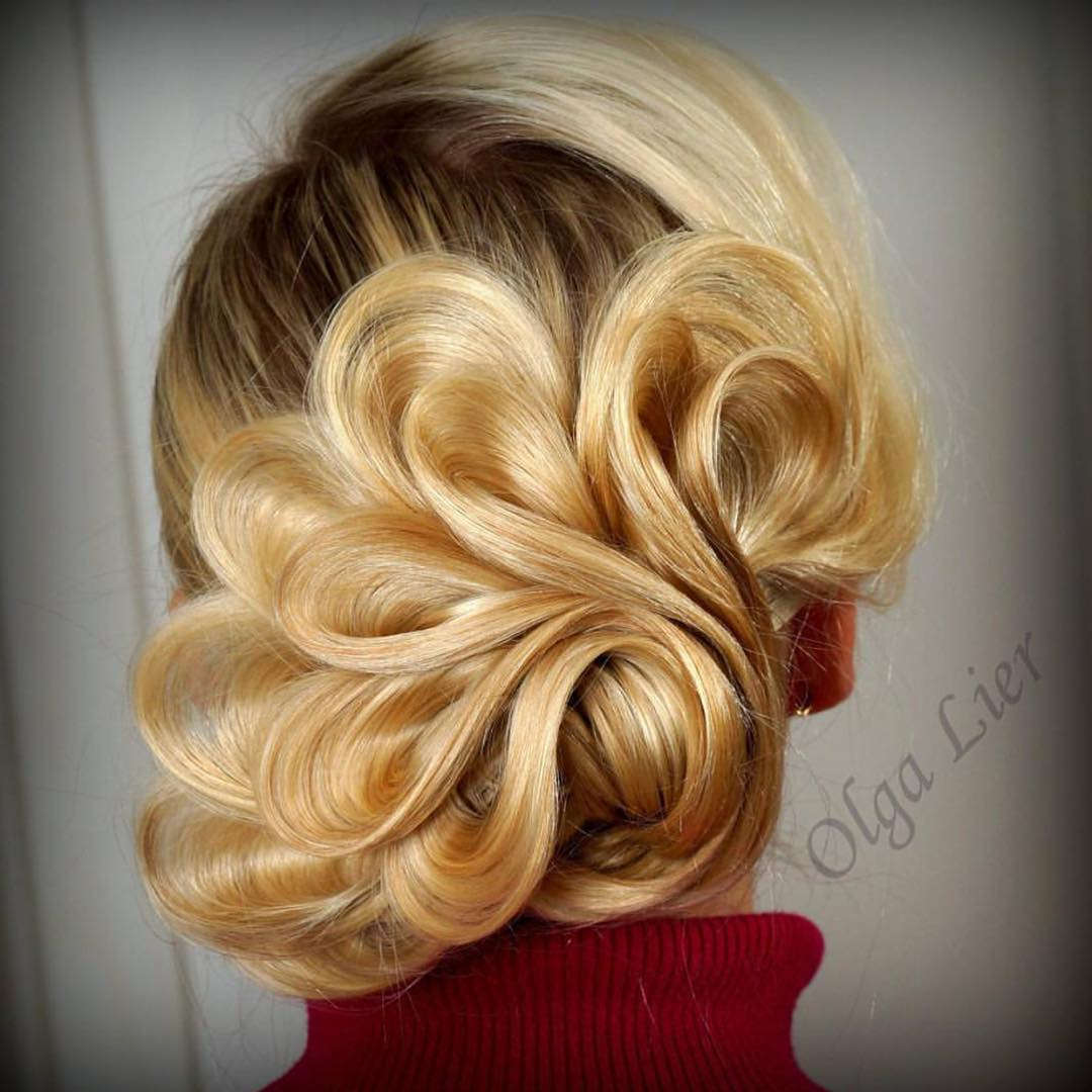 Elegant Medium Hairstyle