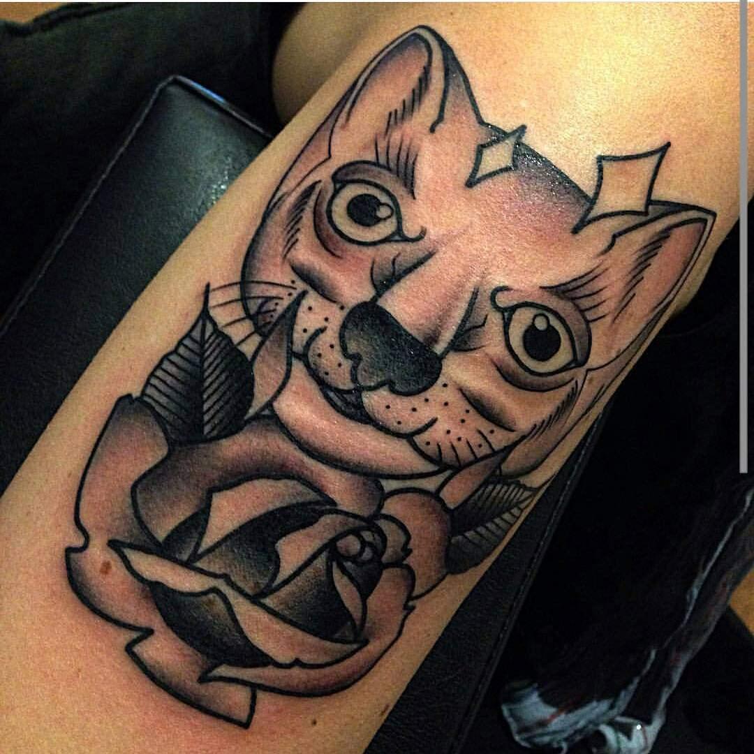 Stunning Panthercrew Tattoo