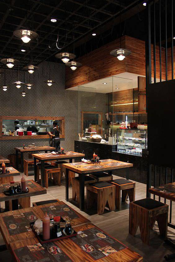 Restaurant design trends premium