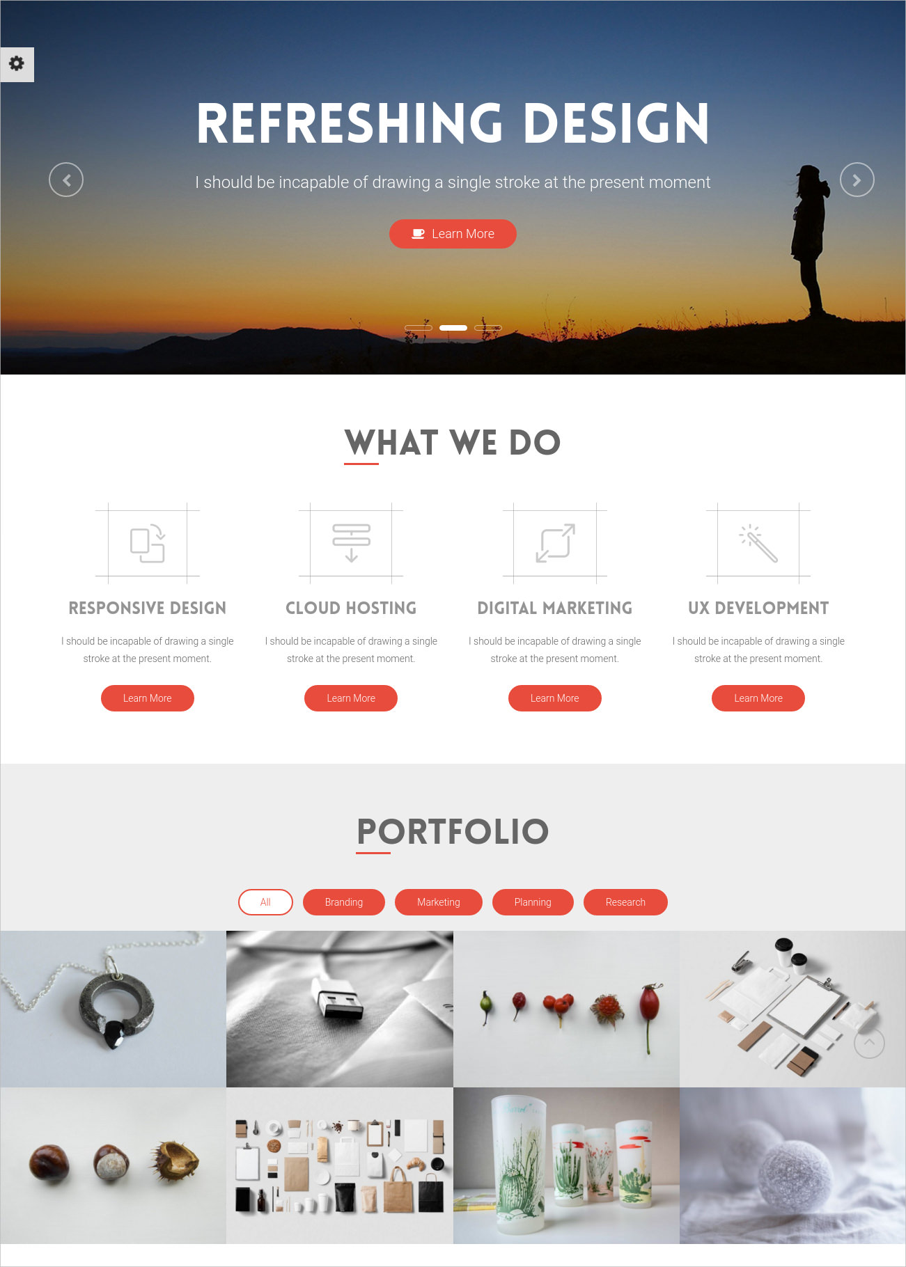 Multi-Purpose business WordPress Theme - $49