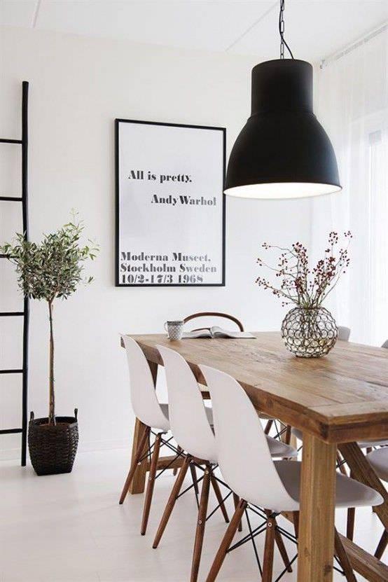 Decorative Dining Room Design
