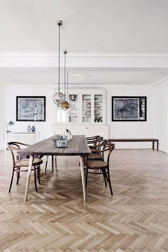 wooden dining room3