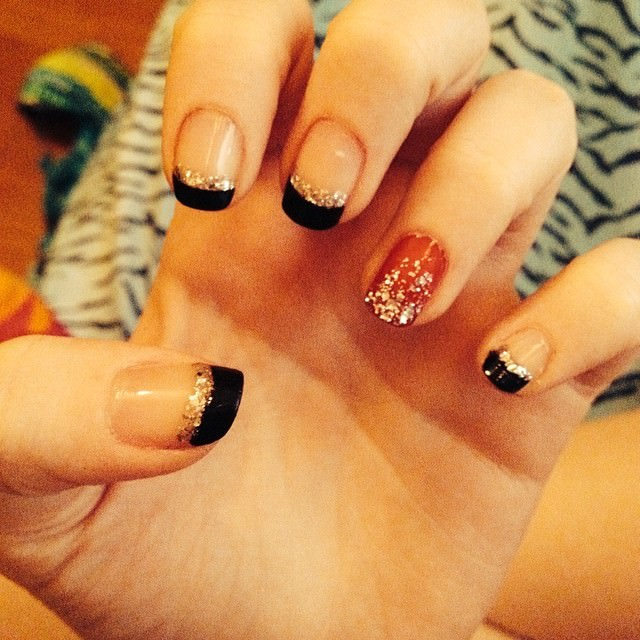 elegant nail design1