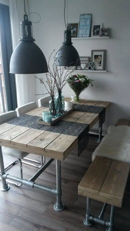 rustic dining room3