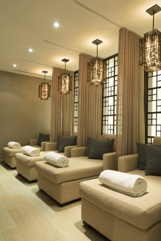 Spa design trends 2016 design trends premium psd for Salon decor