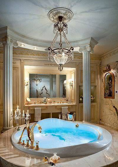 Luxury Interior in Spa