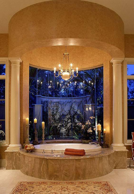 luxury interior in spa1