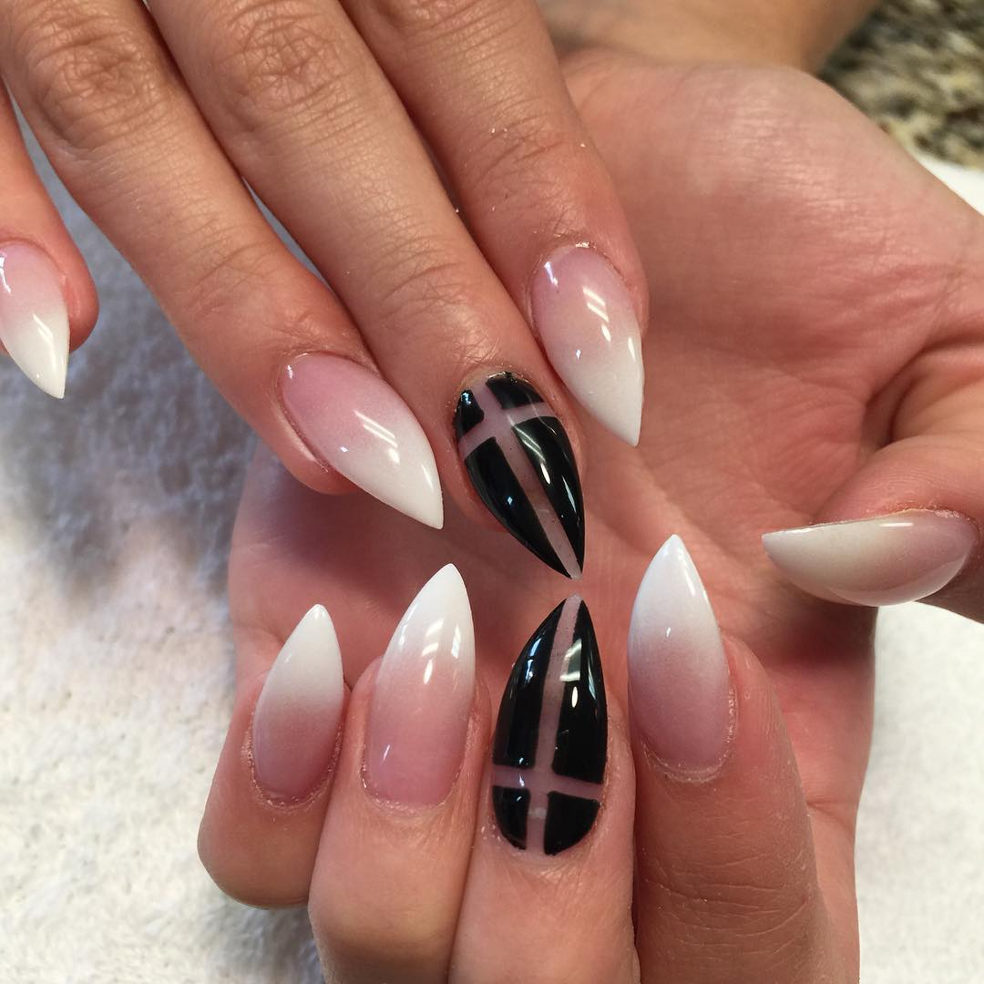Cross Nice Nail Design