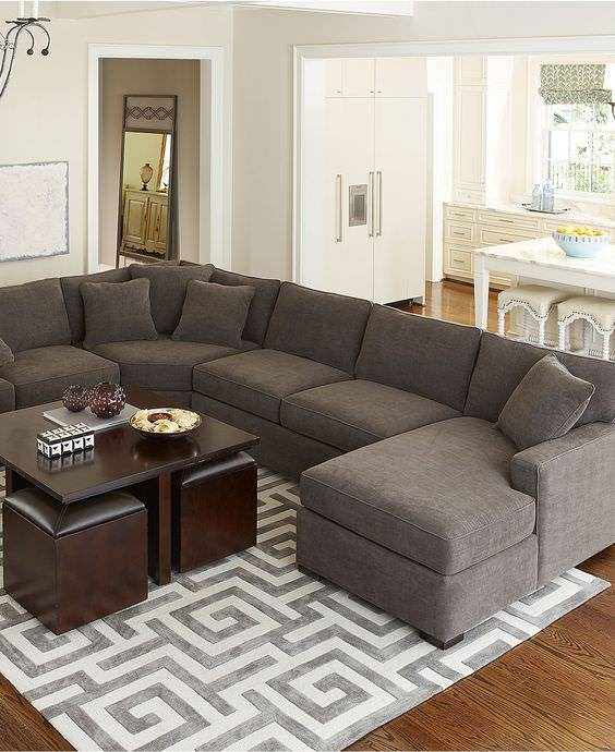 10 Living Room Trends For 2016: Sofa Design Trends 2016