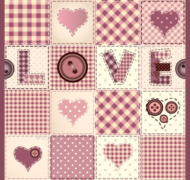 Lovely Quilt Pattern Design