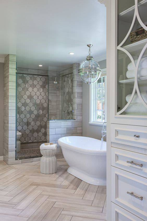 Lively Bathroom Designs
