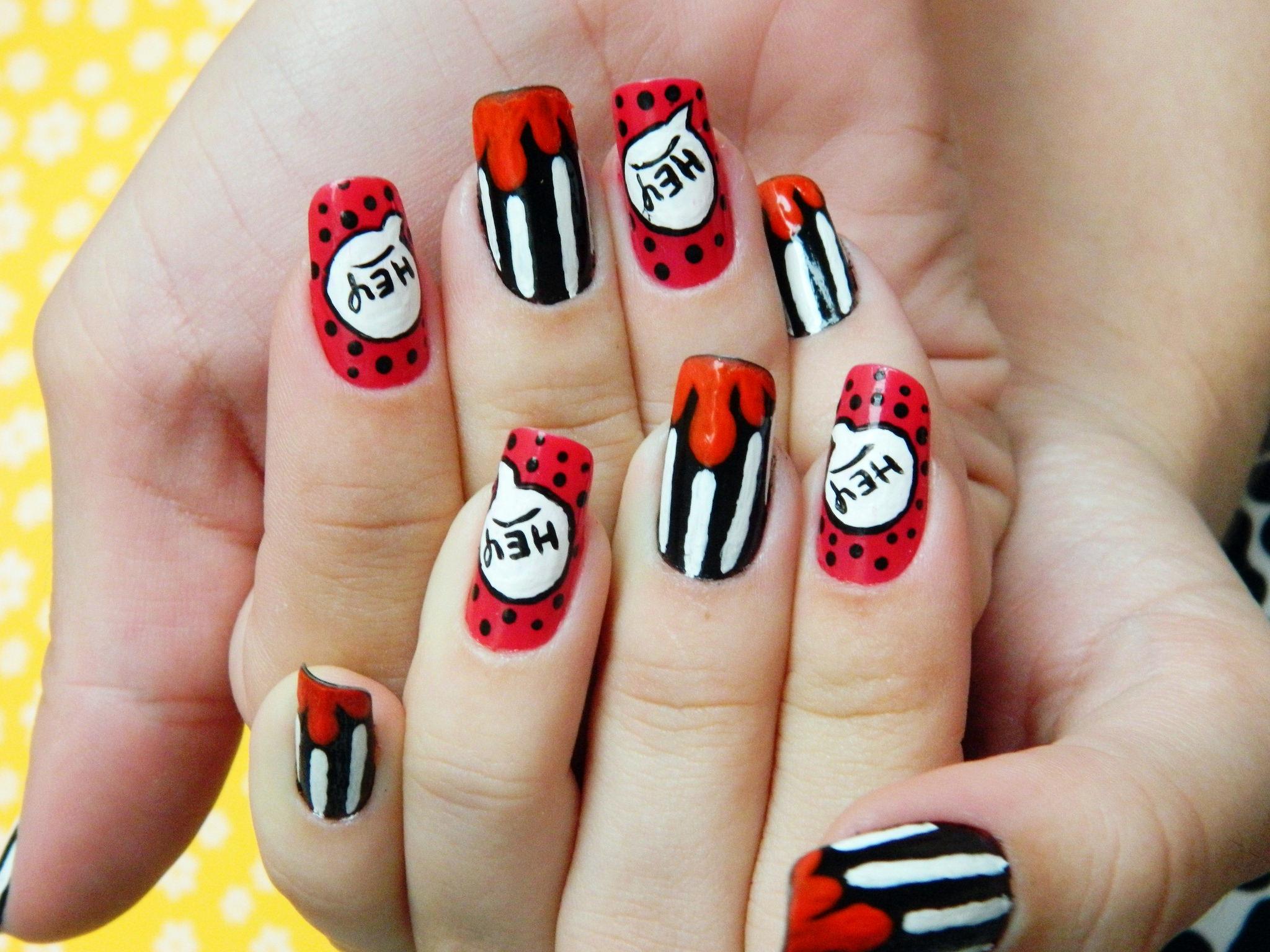 Mickey Nail Disney