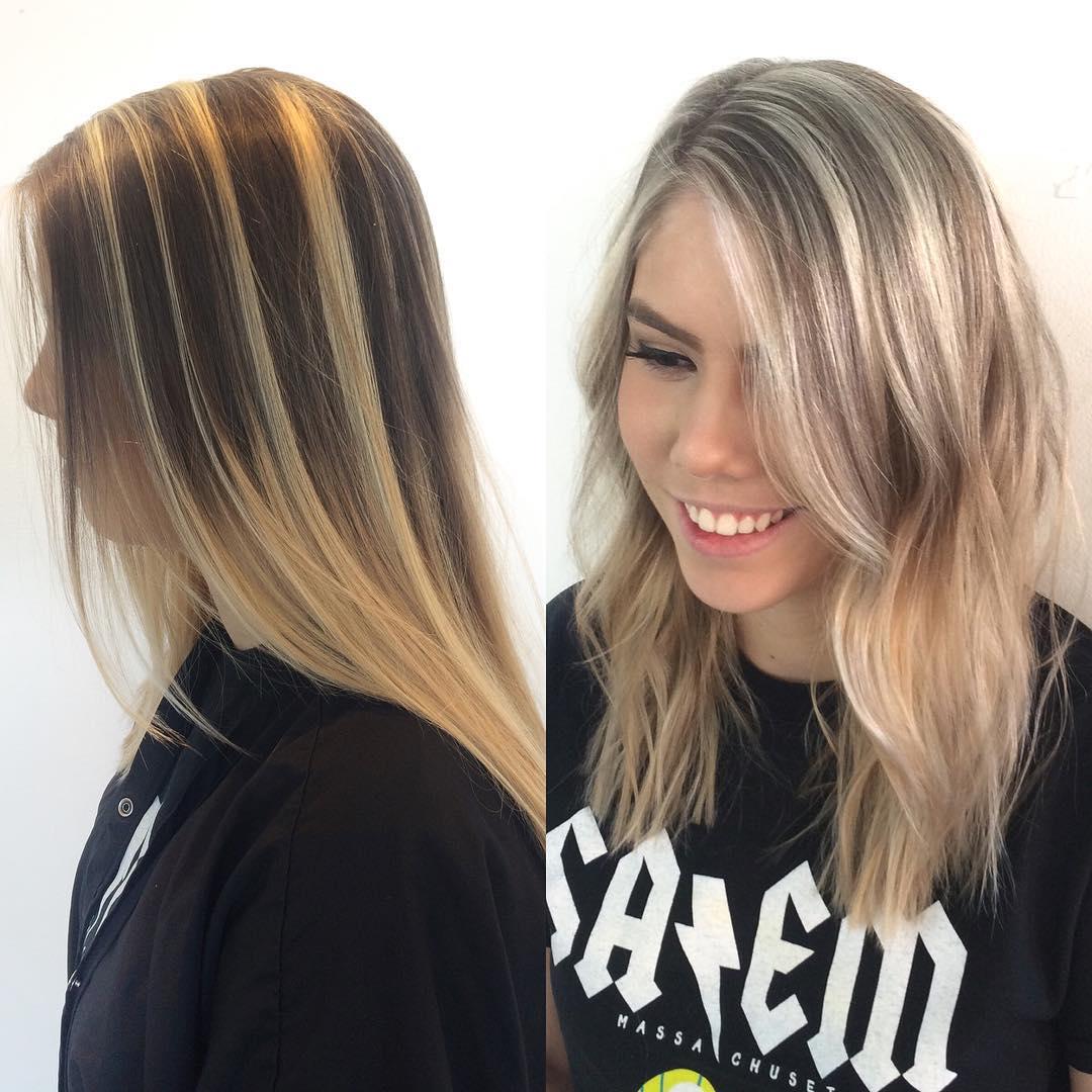 Bang Hair style