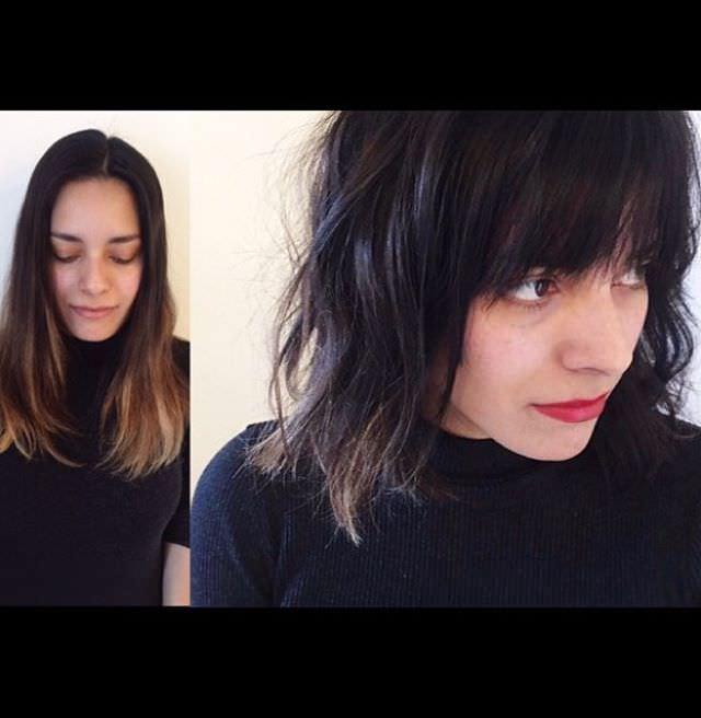 Retro Hair Style