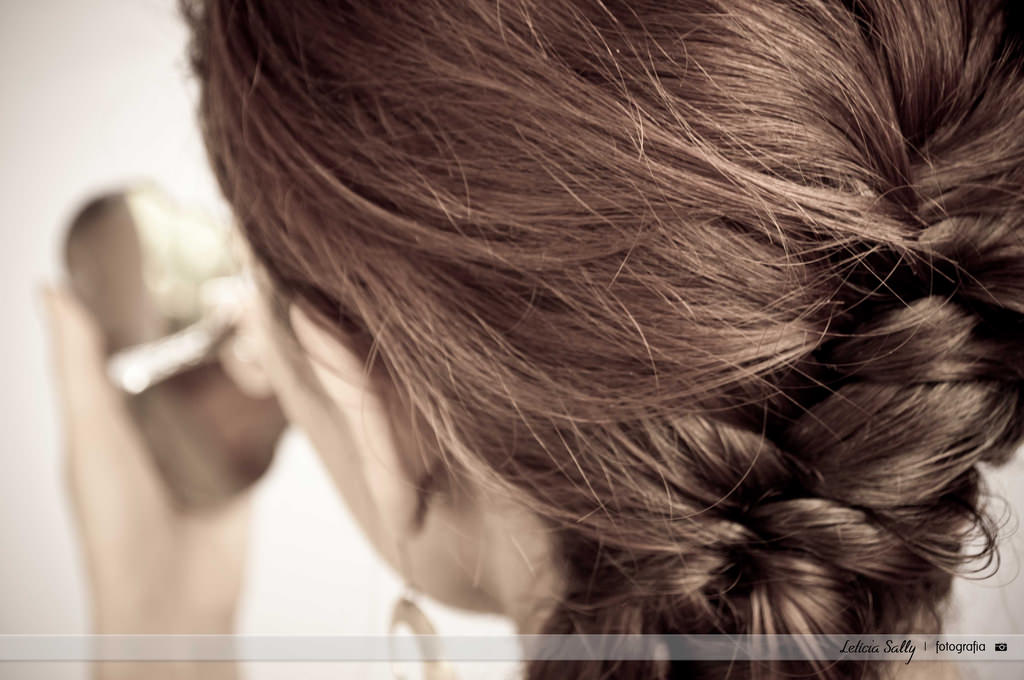 up do French Braid