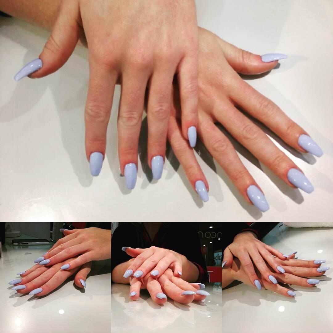 claw nail designs
