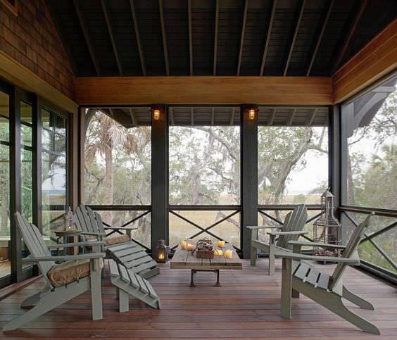 Porch Furniture Design