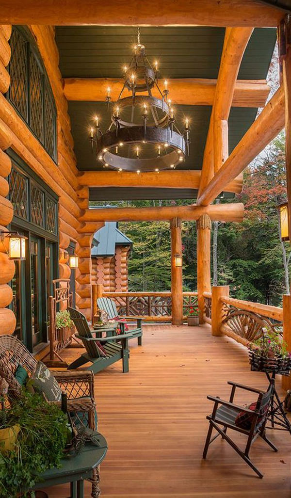 33 Best Rustic Porch Designs Home Designs Design