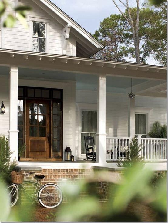Modern Rustic Porch Designs