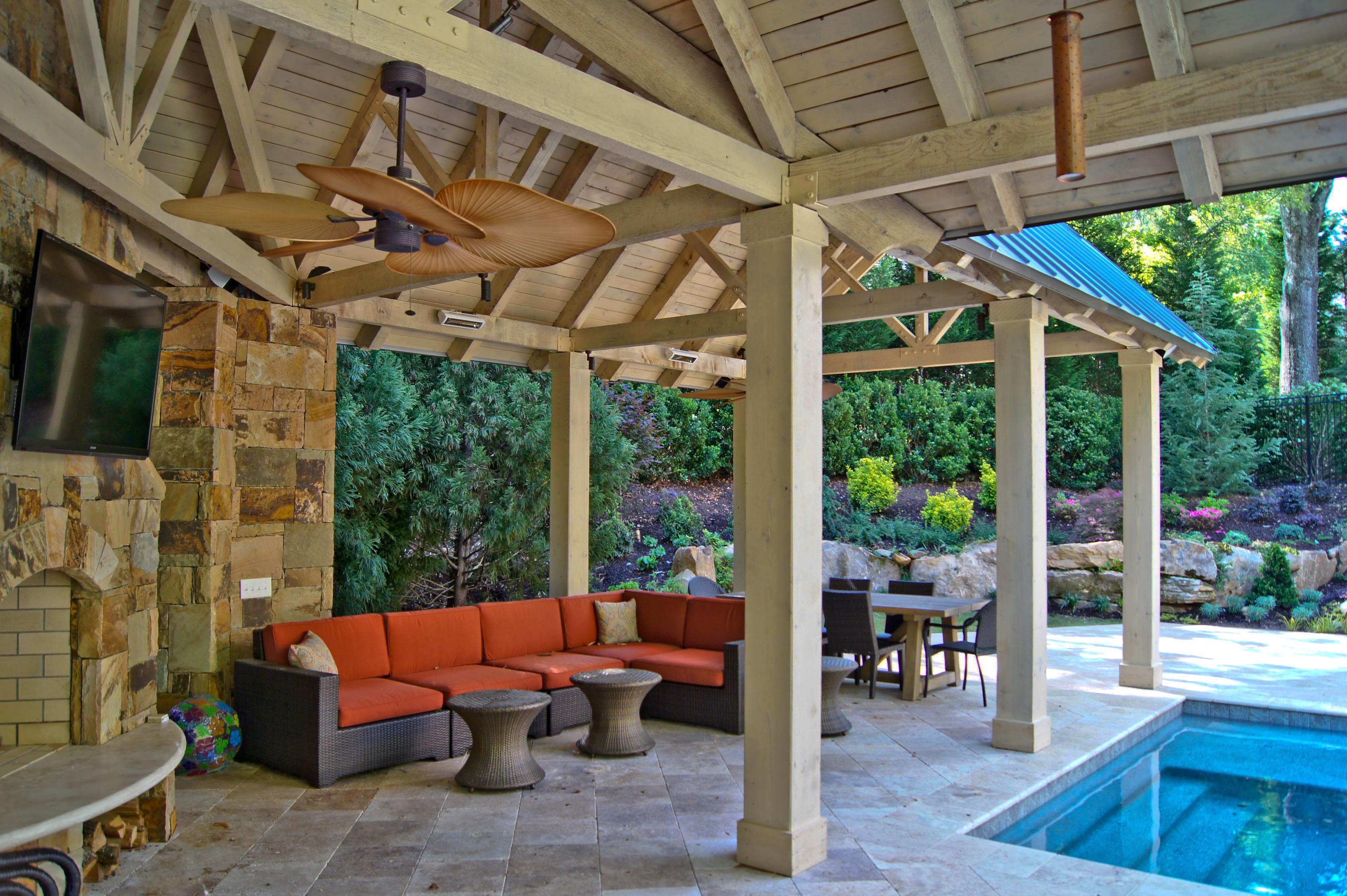 Elegant Porch Design