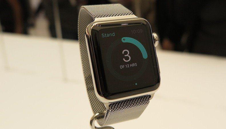 an apple ios watch