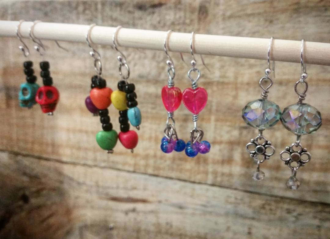 Simple Cute Earrings