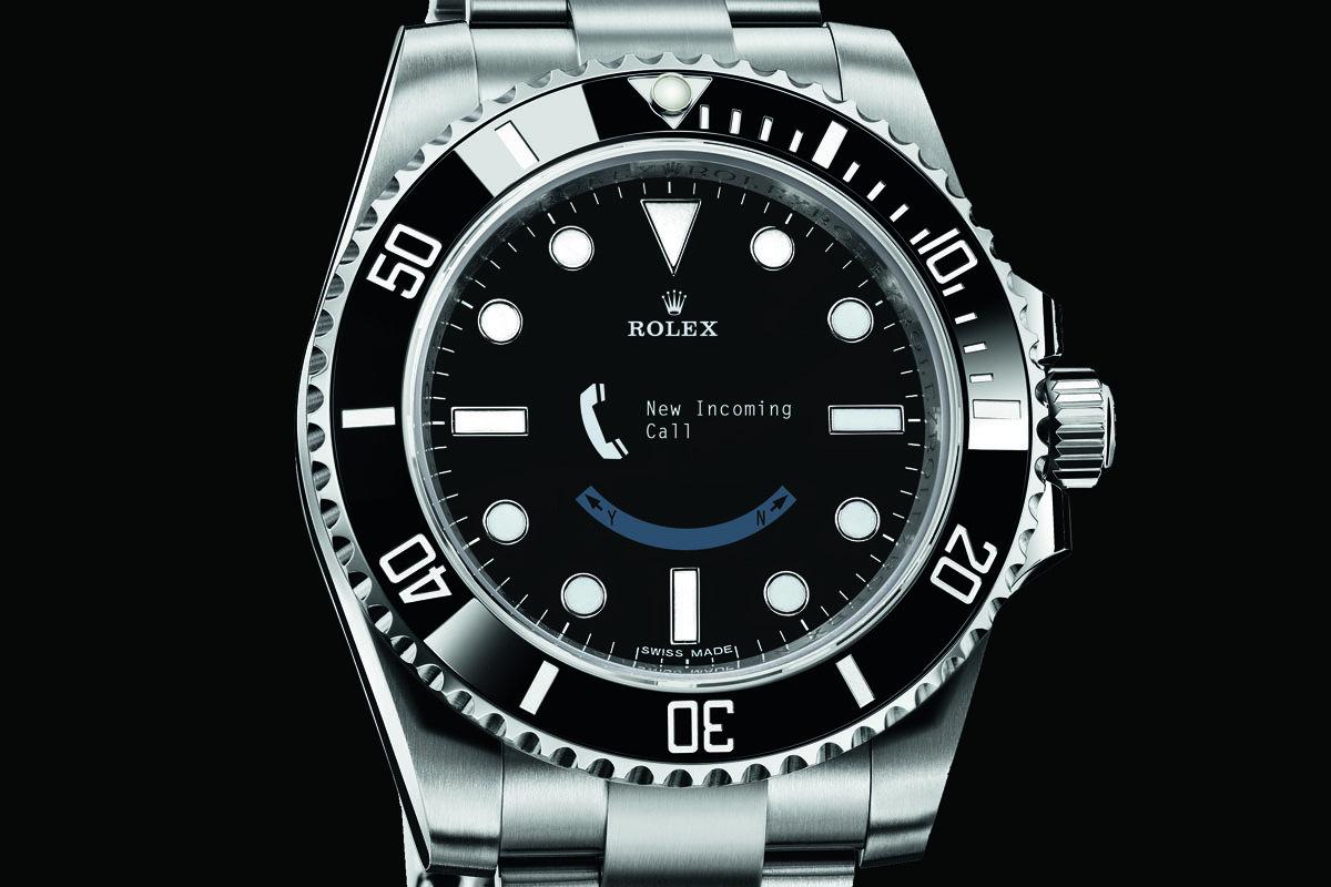 Rolex Smart Watch