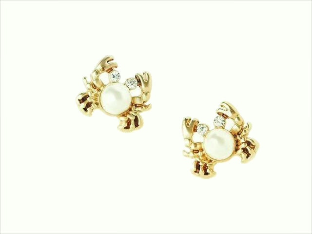 Crabby Cute Earrings
